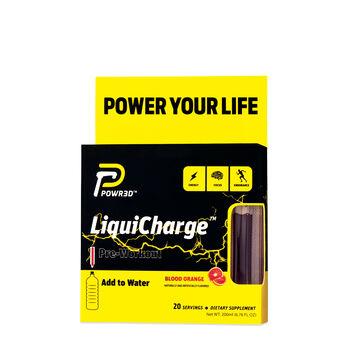 LiquiCharge™ Pre-Workout - Blood OrangeBlood Orange   GNC