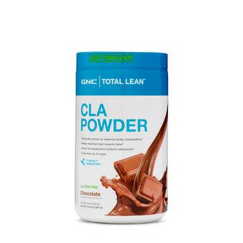 Gnc Total Lean Cla Powder Chocolate Fuel Fat Metabolism