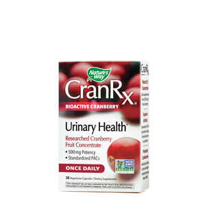 GNC Nature's Way CranRx Bioactive Cranberry