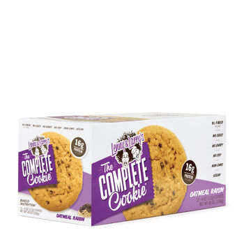 The Complete Cookie® - Oatmeal RaisinOatmeal Raisin | GNC