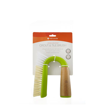 Grunge Buster Grout & Tile Brush - Green | GNC