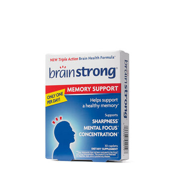 Memory Support | GNC