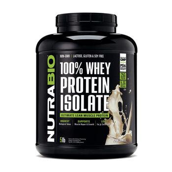 100% Whey Protein Isolate - Alpine VanillaApline Vanilla   GNC