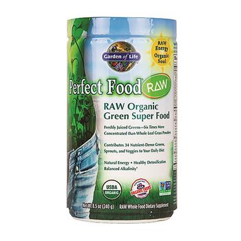 Garden Of Life Perfect Food Raw Gnc