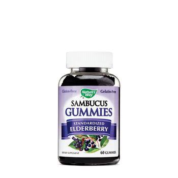 Sambucus Gummies  - Standardized Elderberry | GNC