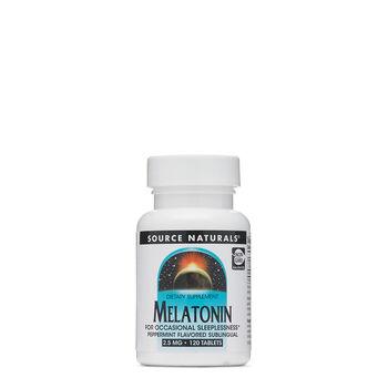 Melatonin 2.5 MG | GNC