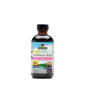 Sambucus Kids 4,000 mg | GNC