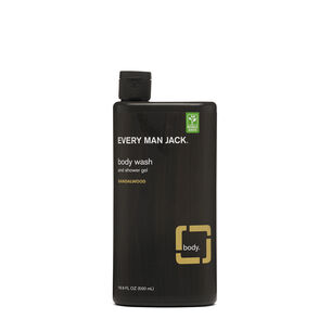 Body Wash and Shower Gel - Sandalwood | GNC