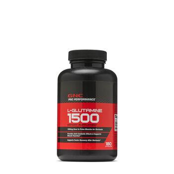 L-Glutamine 1500 | GNC