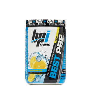 Best Pre Workout™ - Blue Lemon IceBlue Lemon Ice | GNC