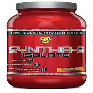 Syntha-6 Isolate - Chocolate Peanut ButterChocolate Peanut Butter | GNC