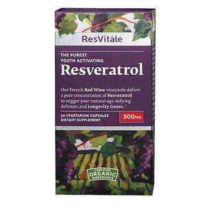 Resveratrol (500 mg) | GNC
