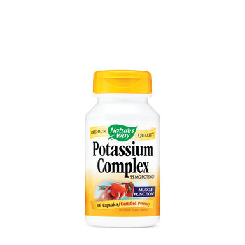 Potassium Chelate | GNC