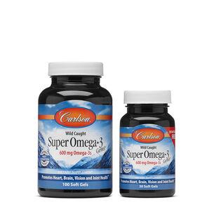Super Omega 3 Gems® 500 MG EPA & DHA | GNC