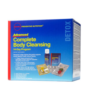 Advanced Complete Body Cleansing Program | GNC