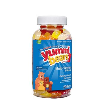 Yummi Bears® Multi-Vitamin & Mineral | GNC