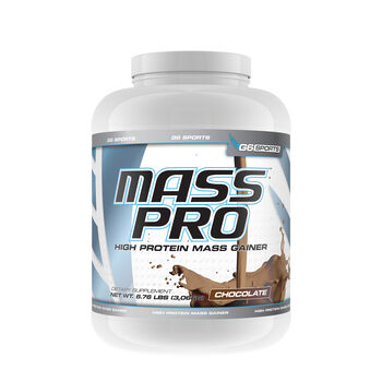 Mass Pro High Protein Mass Gainer- ChocolateChocolate | GNC