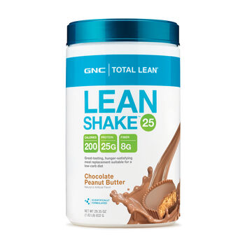 Lean Shake™ 25 - Chocolate Peanut ButterChocolate Peanut Butter | GNC
