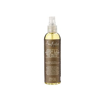Sacha Inchi Oil Omega 3, 6, 9 Rescue + Repair Heat Protect Oil Serum | GNC