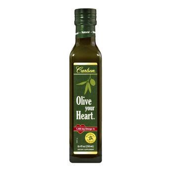 Olive Your Heart™ Olive Oil & Fish Oil - Natural FlavorNatural Flavor | GNC