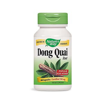 Nature S Way Dong Quai Review