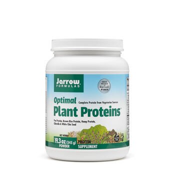 Optimal Plant Proteins® | GNC