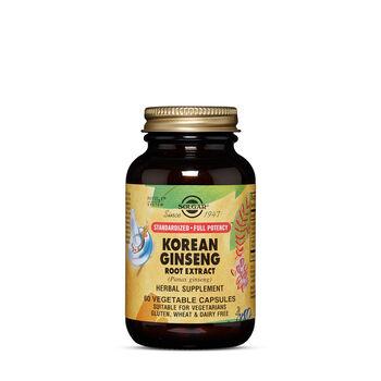 Korean Ginseng Root Extract | GNC