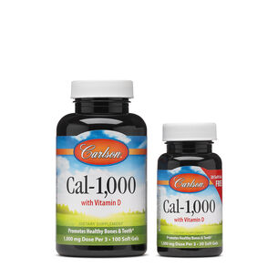 Cal-1000 with Vitamin D | GNC