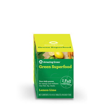 Green Superfood® - Lemon-LimeLemon-Lime | GNC