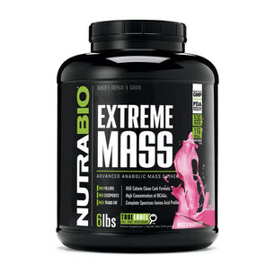 Extreme Mass - Strawberry | GNC
