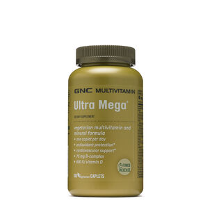 Ultra Mega® Multivitamin | GNC