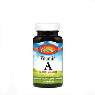 Vitamin A - 10,000 IU Solubilized | GNC