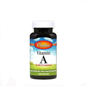 Vitamin A - 10,000 IU Solubilized | GNC