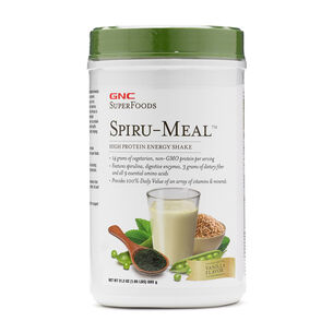 Spiru-Meal™ - VanillaVanilla | GNC