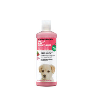 Gentle Puppy Conditioner - Radiant Raspberry Scent | GNC