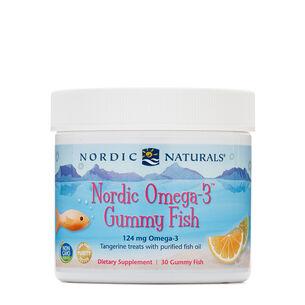 GNC Nordic Naturals Nordic Omega-3 Gummy Fish