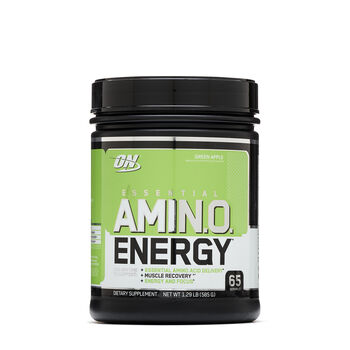 Essential AMIN.O. Energy™ - Green AppleGreen Apple   GNC