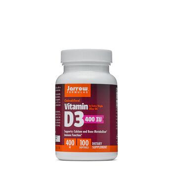 Vitamin D3 400 IU | GNC