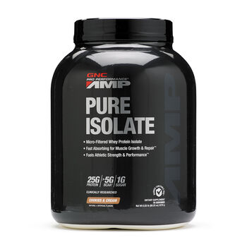 Pure Isolate - Cookies and CreamCookies and Cream | GNC