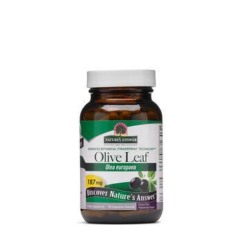 Olive Leaf 187mg | GNC
