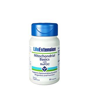 Mitochondrial Basics with BioPQQ® | GNC