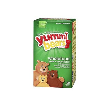 Yummi Bears® Wholefood | GNC