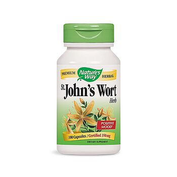 St. John's Wort 350 mg | GNC