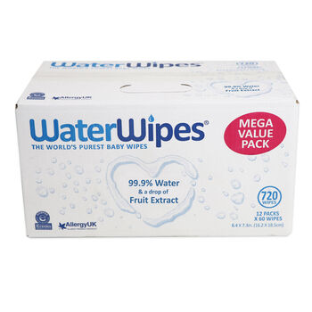 WaterWipes® - Mega Value Pack | GNC