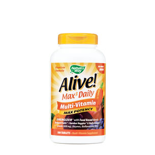 Alive Max3 Daily | GNC