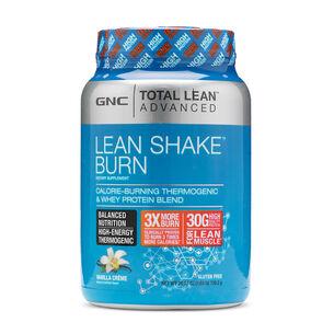 Lean Shake™ Burn - Vanilla CremeVanilla Creme | GNC