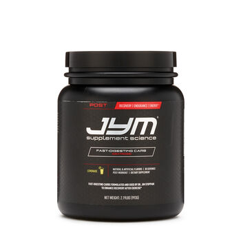 Post Jym Fast Digesting Carb - LemonadeLemonade | GNC
