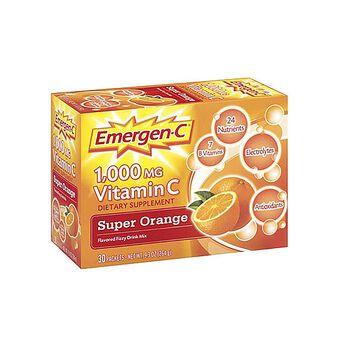 Orange Emergen-C 1000 MG | GNC