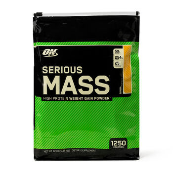 Serious Mass - BananaBanana | GNC