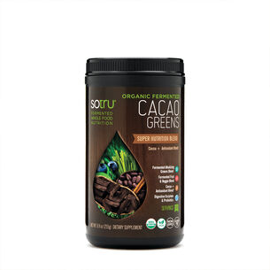 Organic Fermented Cacao Greens - Cocoa Antioxidant Blend | GNC